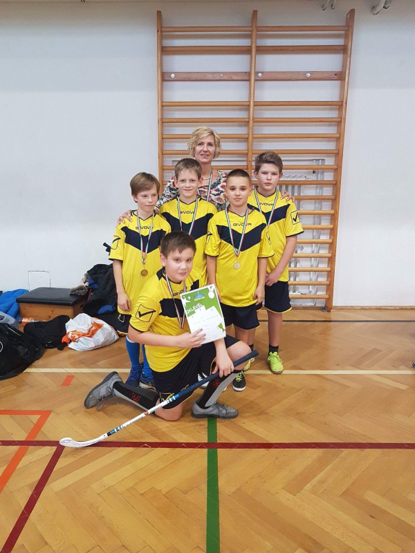 Floorball Diákolimpia